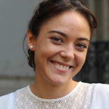 Anne-Sophie, 22 ans