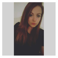 Sarah, 23 ans