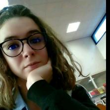Sarah, 16 ans