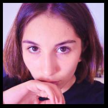 Kahina, 20 ans