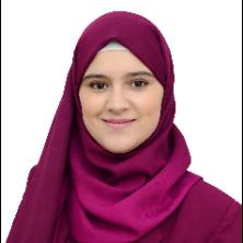 Amina, 25 ans