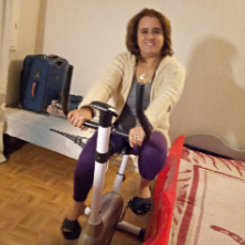 Yamina , 45 ans