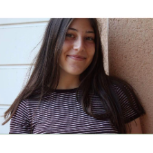 Isaure, 18 ans